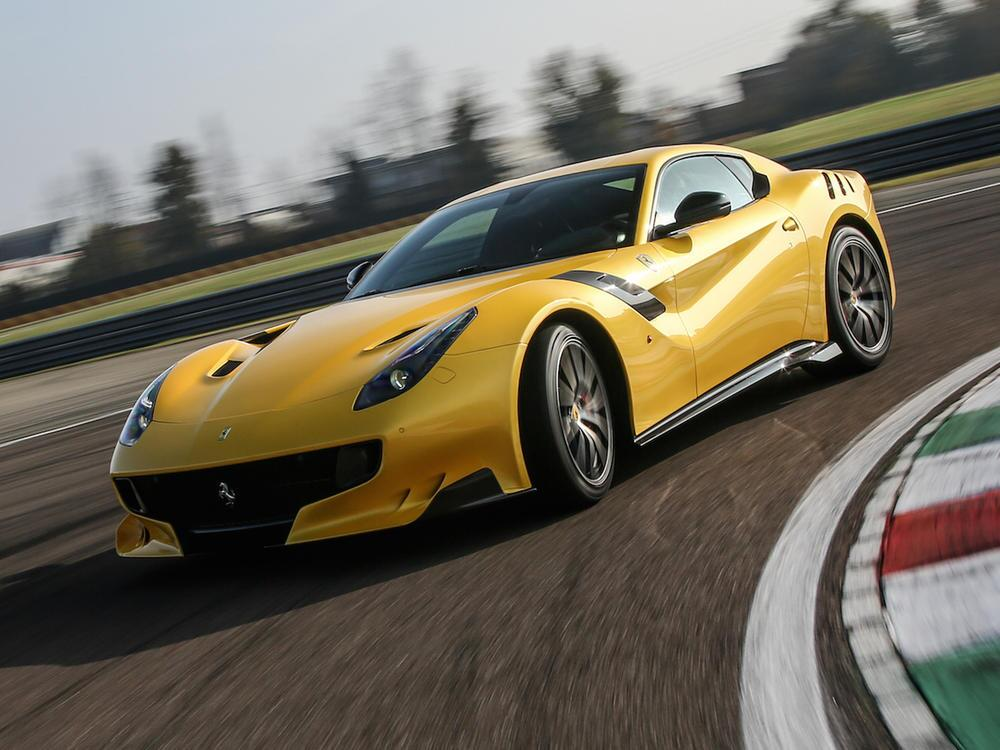 Bild zu Platz 9: Ferrari F12