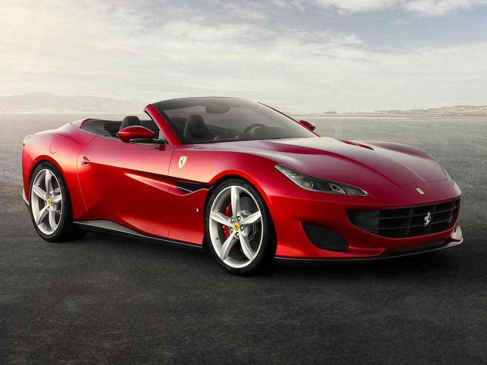 Bild zu Flop: Ferrari Portofino