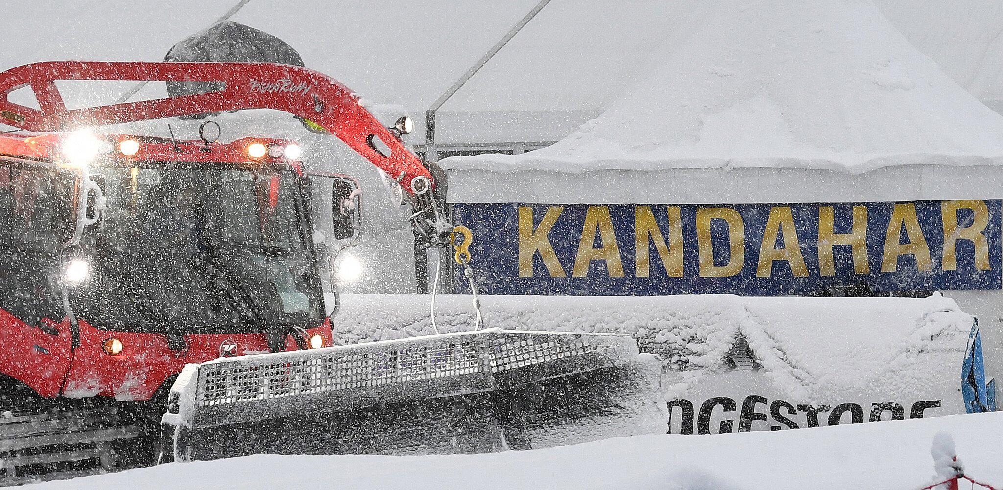 Bild zu Alpine Skiing World Cup