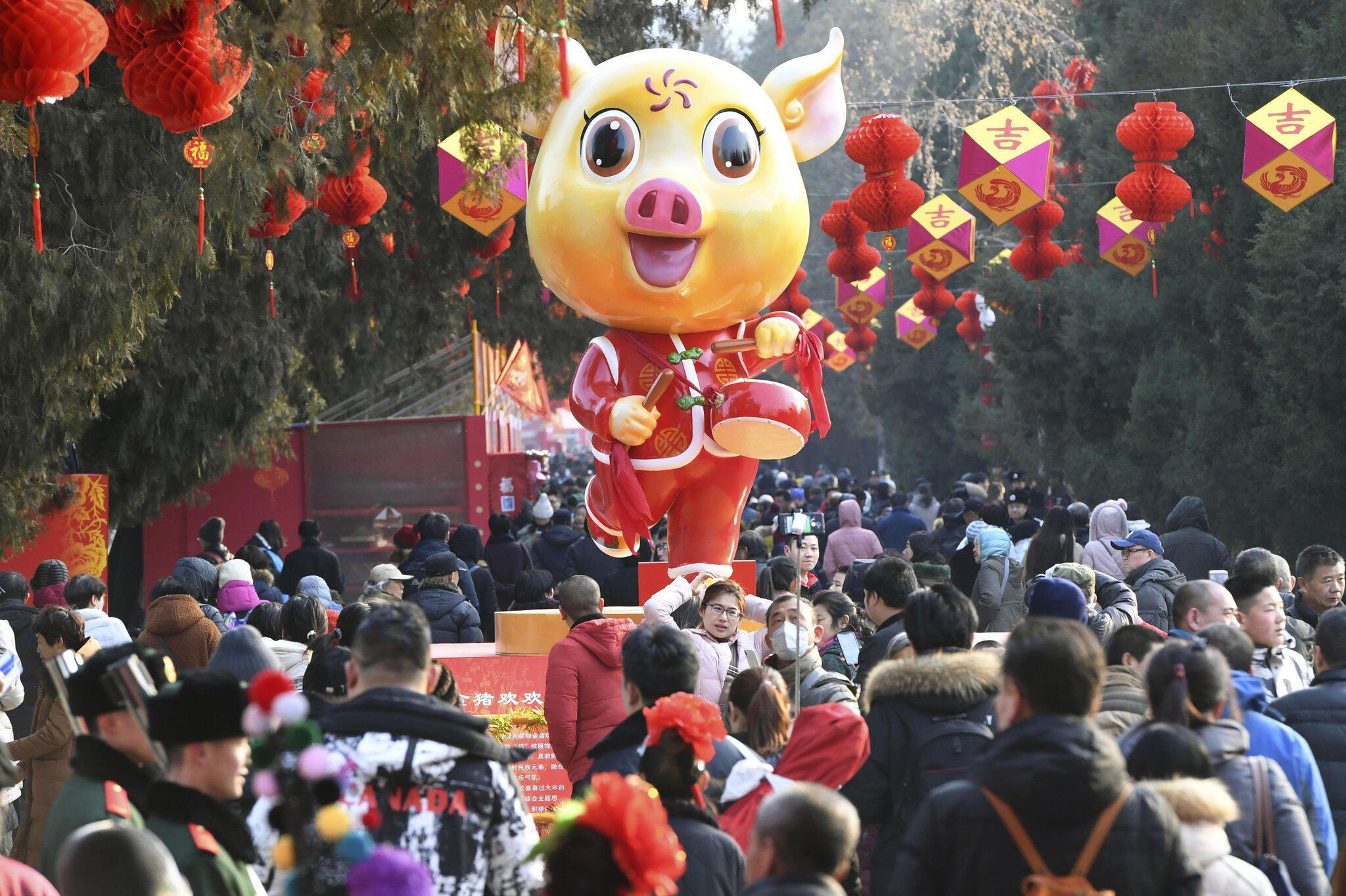 Bild zu Chinesisches Neujahrsfest