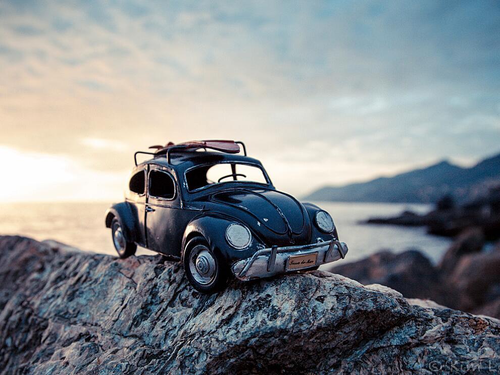 Bild zu Bergtour mit Käfer