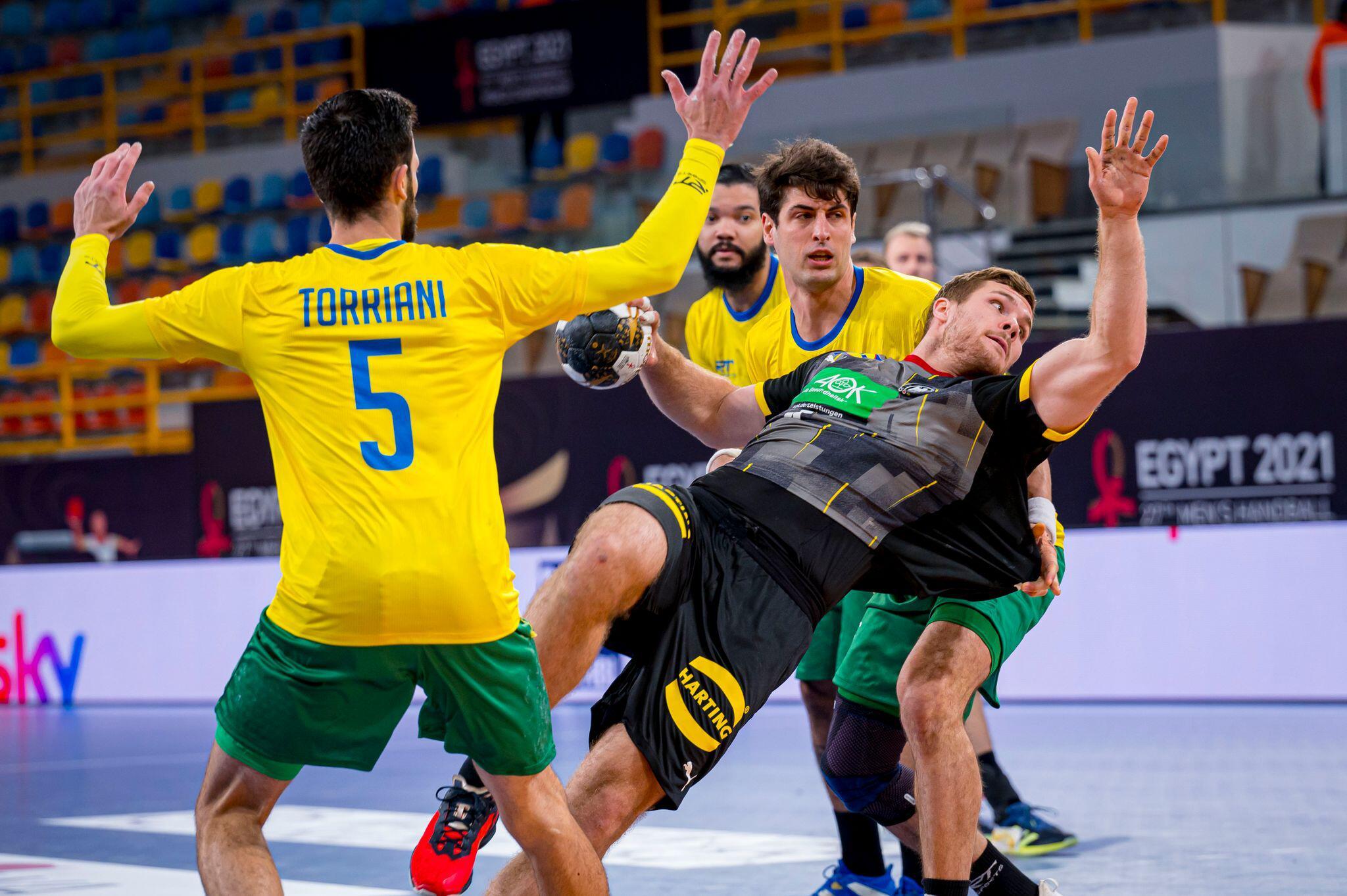 Bild zu Deutschland - Brasilien