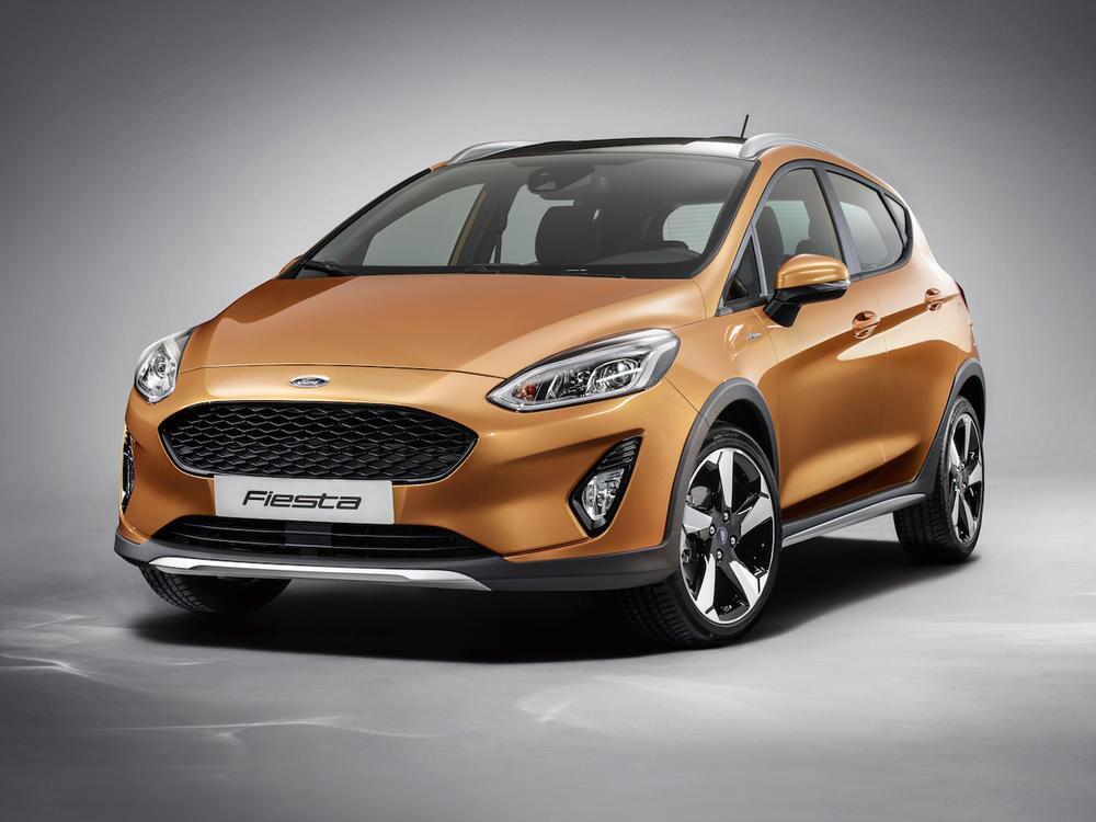 Bild zu Flop: Ford Fiesta Active