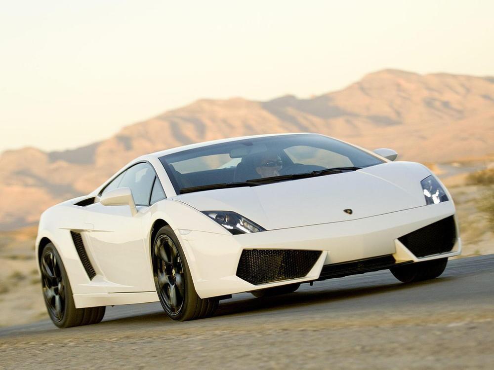 Bild zu Platz 4: Lamborghini Gallardo