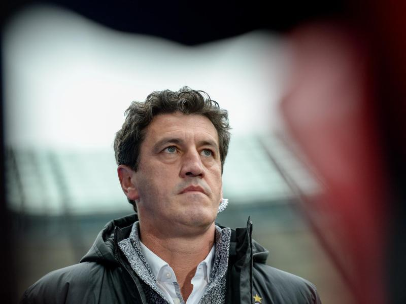 Bild zu HSV-Sportdirektor