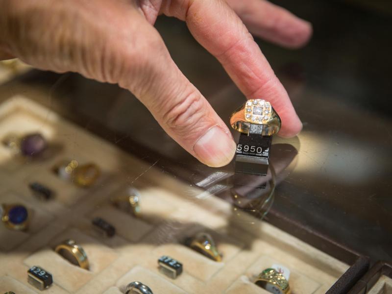 Bild zu Juwelier
