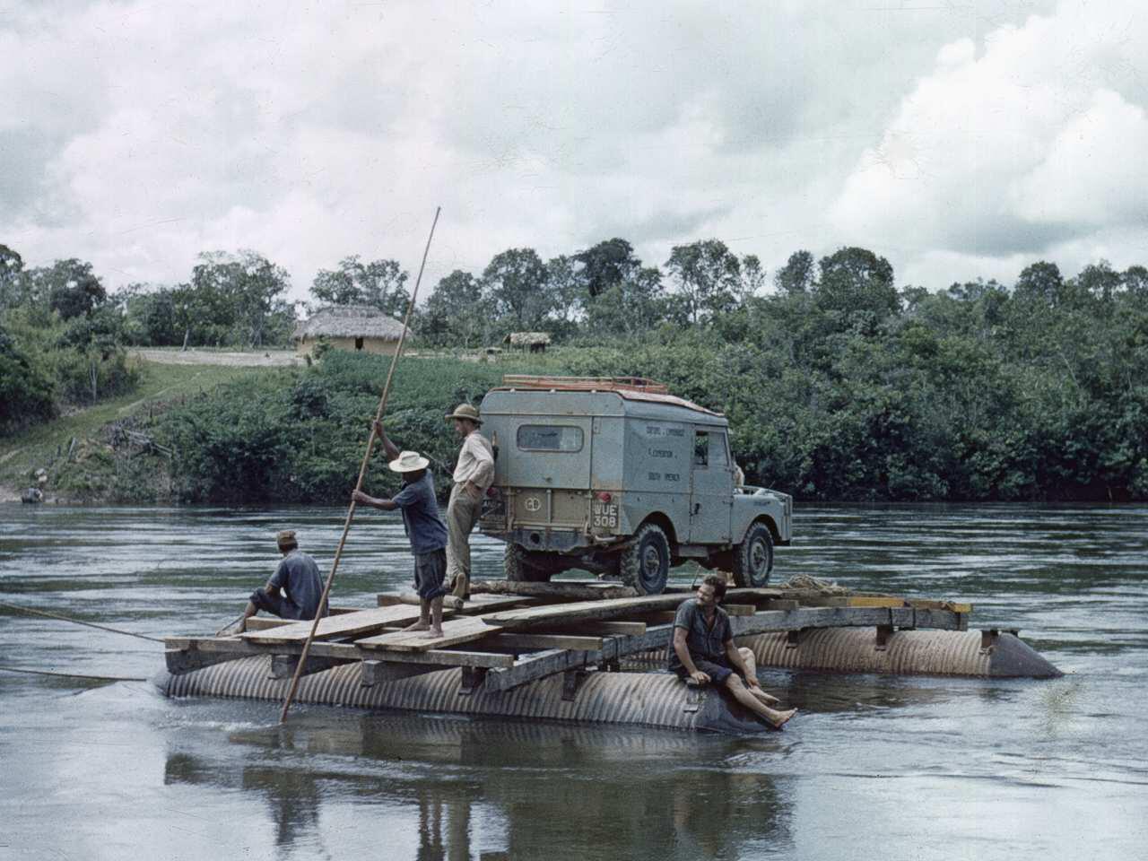 Bild zu 70 Jahre Land Rover