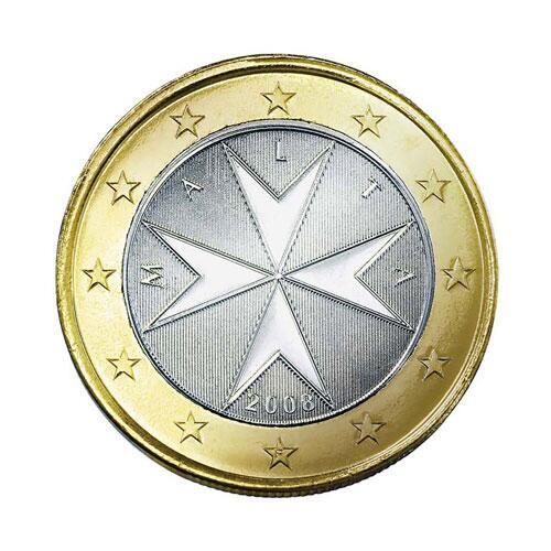 Bild zu Euromünze Malta