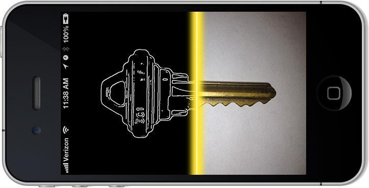 Bild zu Schlüsseldienst-App