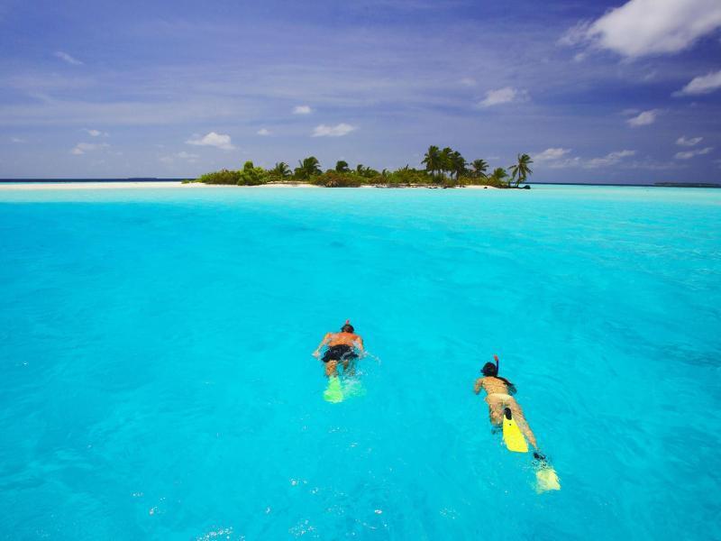 Bild zu Wie im Paradies: Malediven