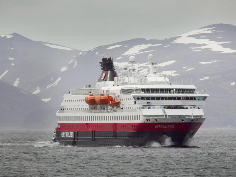 Bild zu Postschiffreise mit Hurtigruten