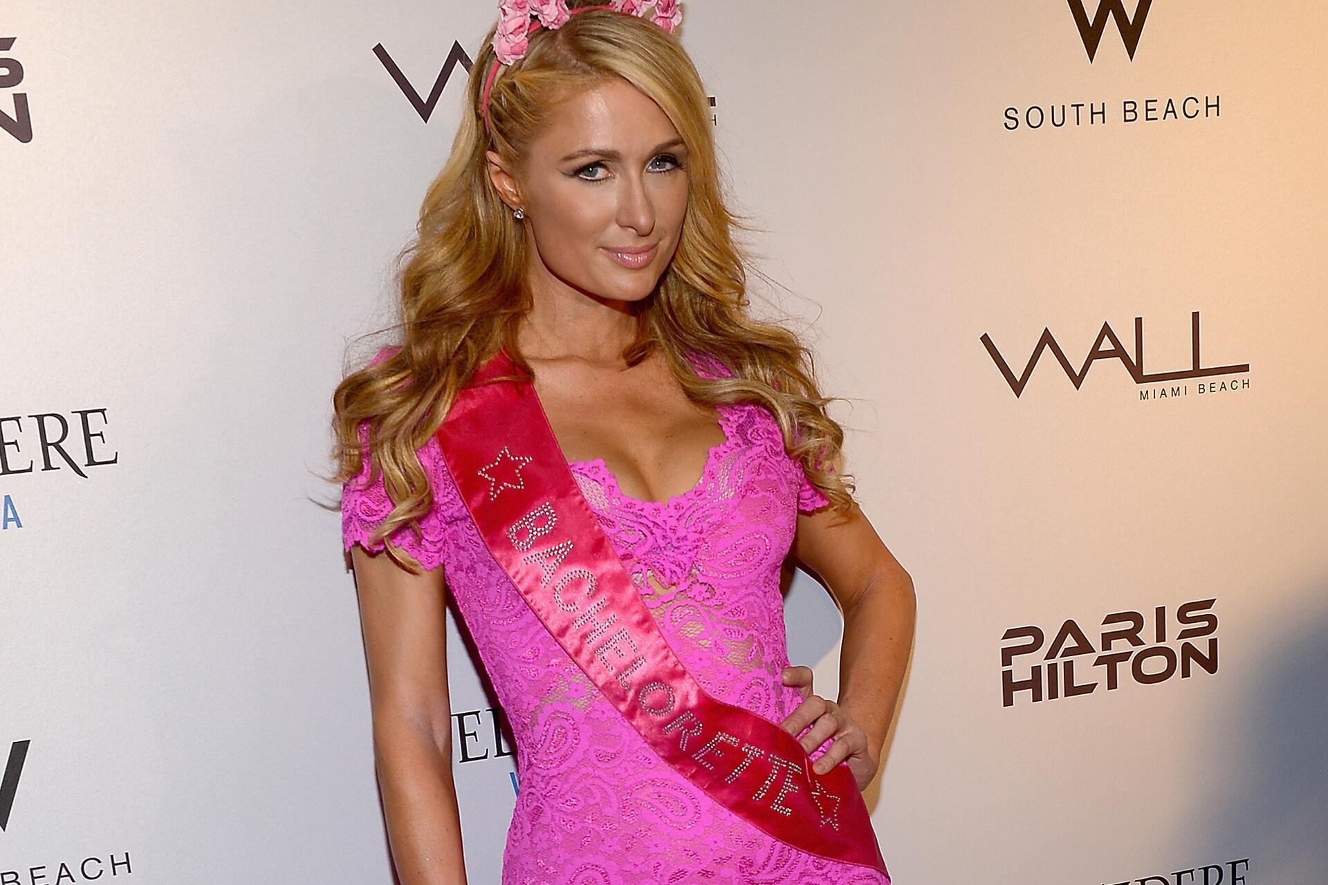 Bild zu Paris Hilton