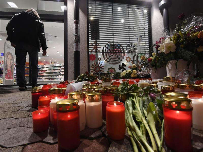 Bild zu Trauermarsch in Kandel