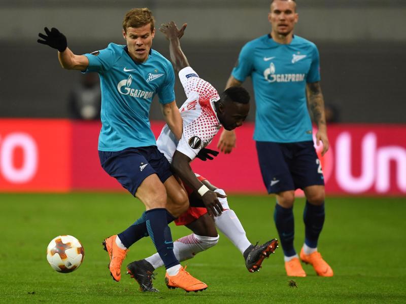 Bild zu RB Leipzig - Zenit St. Petersburg