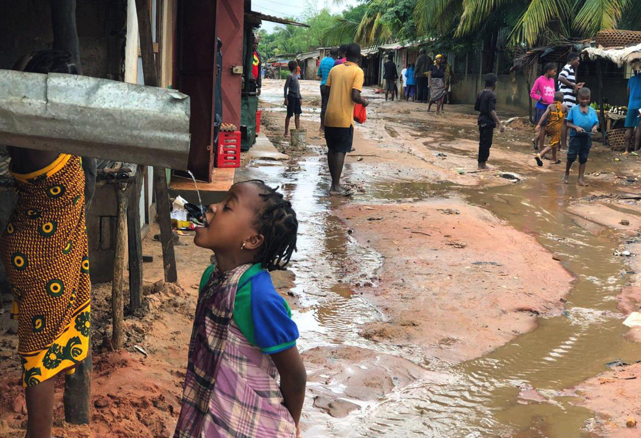 """Bild zu Nach Zyklon """"Kenneth"""" in Mosambik"""