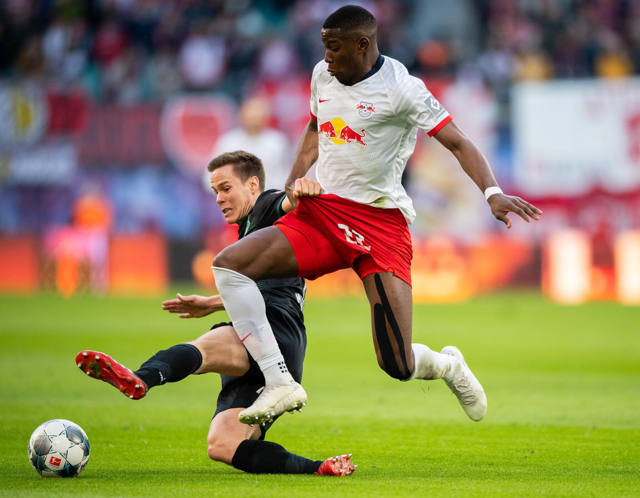 Bild zu RB Leipzig - SV Werder Bremen