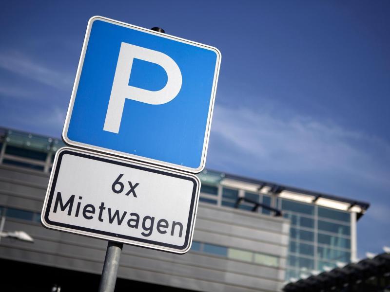Bild zu Parkplätze am Flughafen Leipzig/Halle