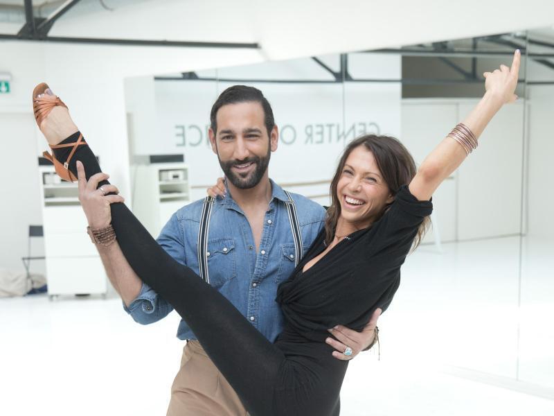 Bild zu Let's Dance 2016 - Jana Pallaske und Massimo Sinató