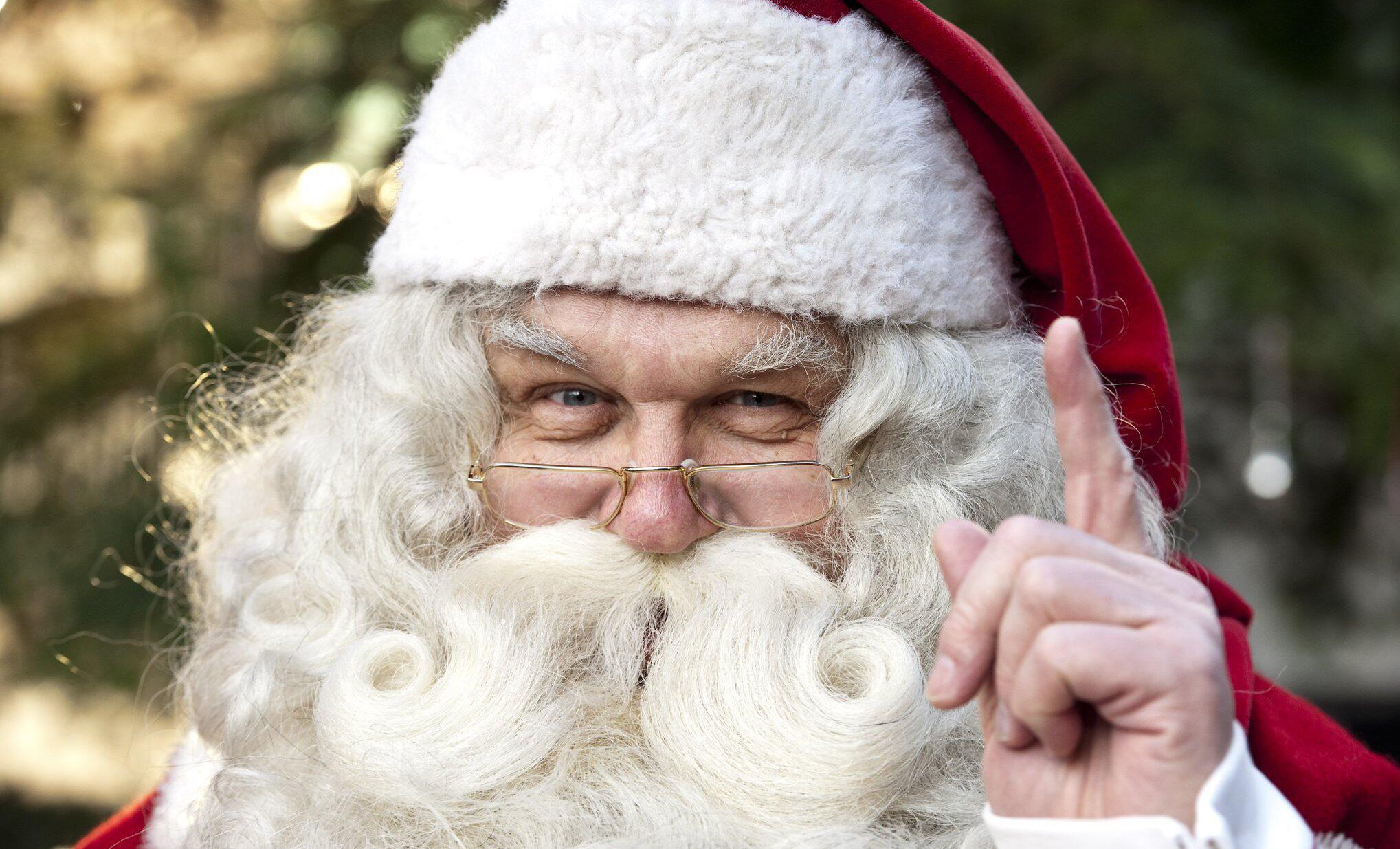 Bild zu Weihnachtsmann