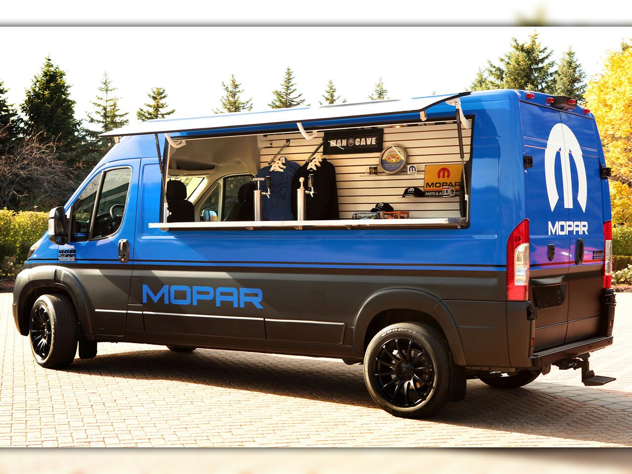 Bild zu Ram ProMaster Hospitality Van