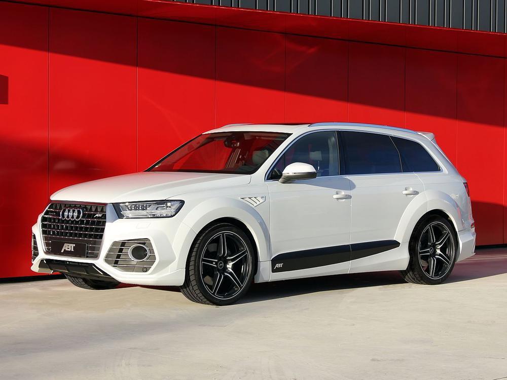 Bild zu Audi ABT QS7