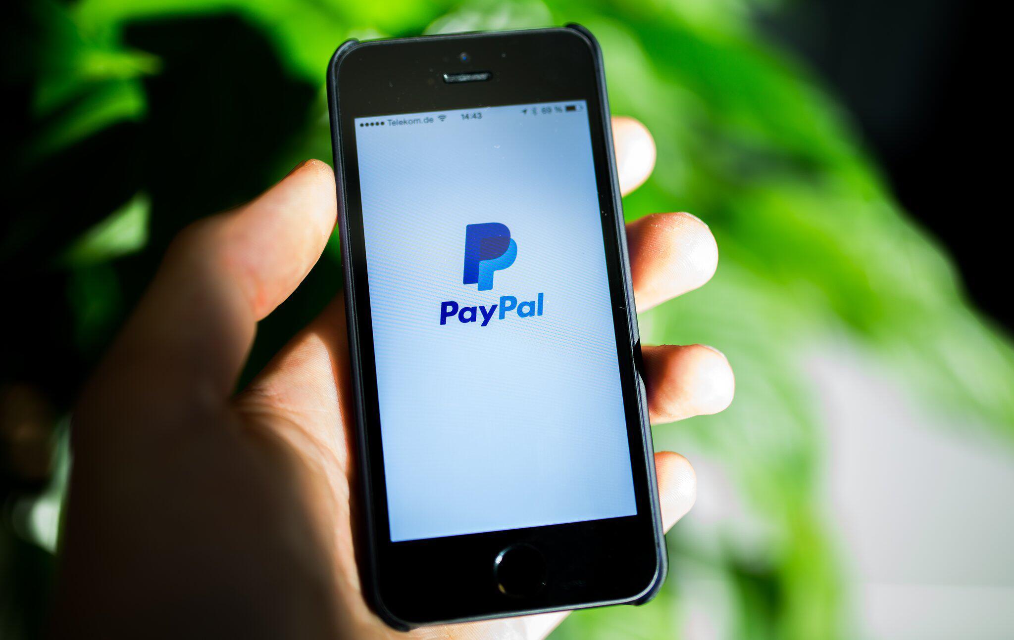 Bild zu PayPal