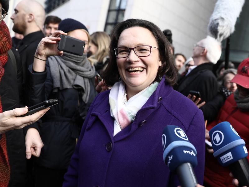 Bild zu Ergebnis des SPD-Mitgliedervotums