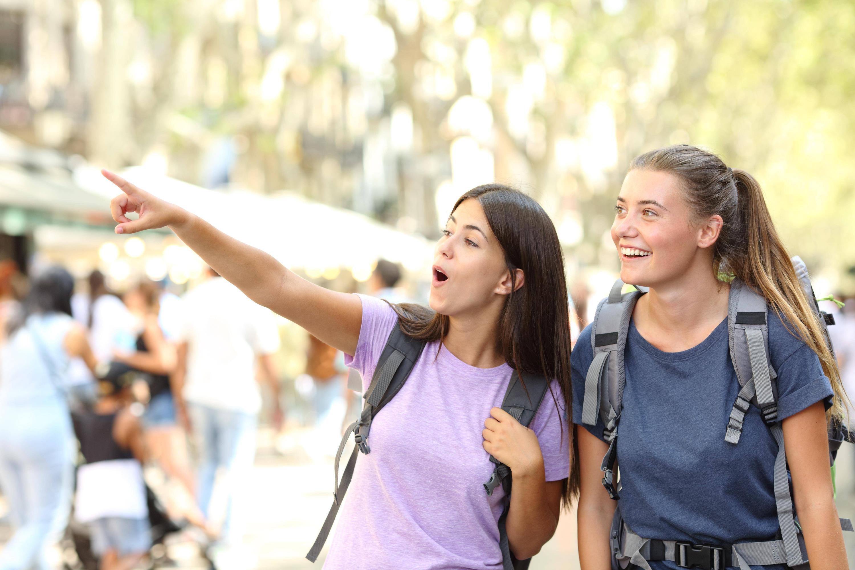 Bild zu Erasmus-Studenten