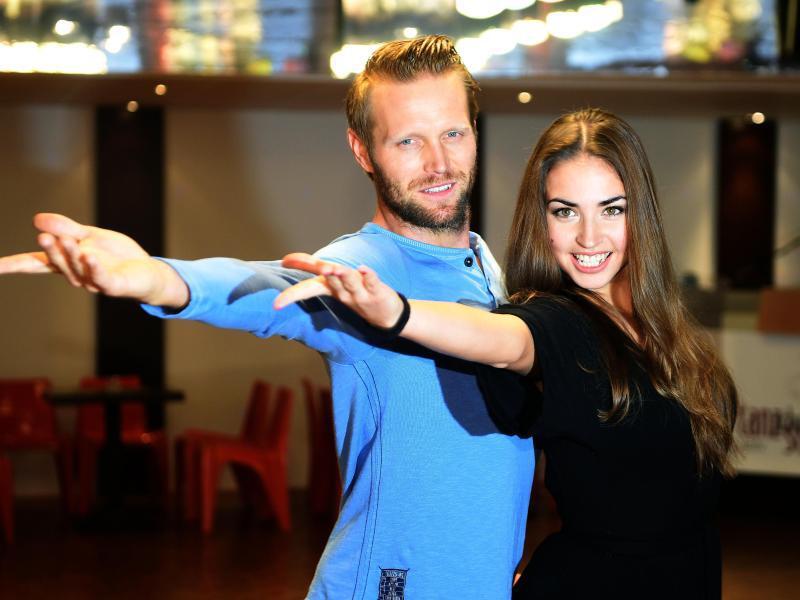 Bild zu Let's Dance 2016 - Julius Brink und Ekaterina Leonova