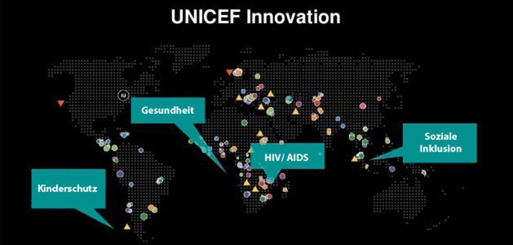 Bild zu United Internet for UNICEF, UNICEF Innovation