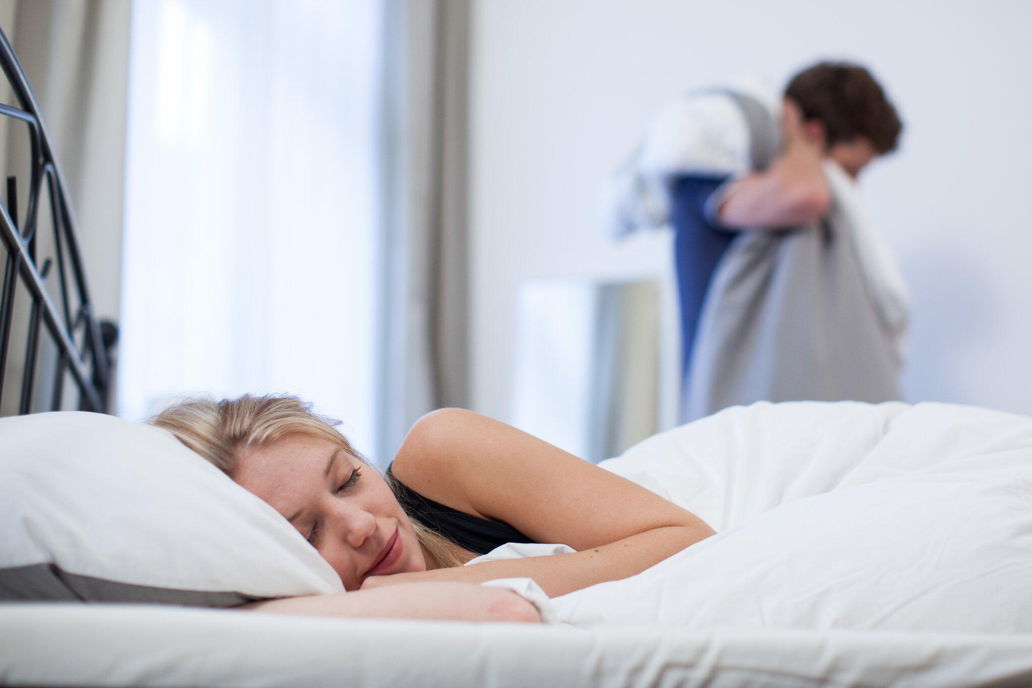Bild zu Getrennte Betten: Warum sie nicht das Ende einer Beziehung sind
