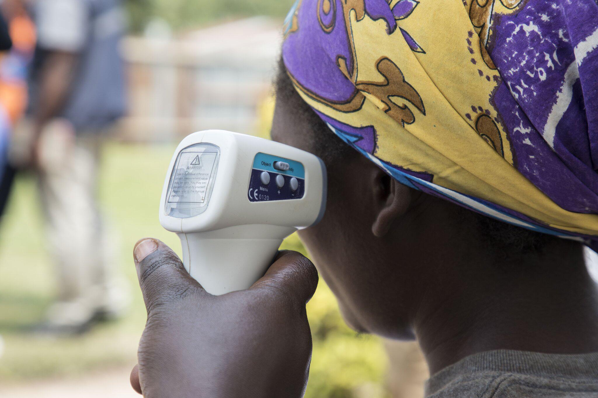 Bild zu Ebola-Epidemie im Kongo