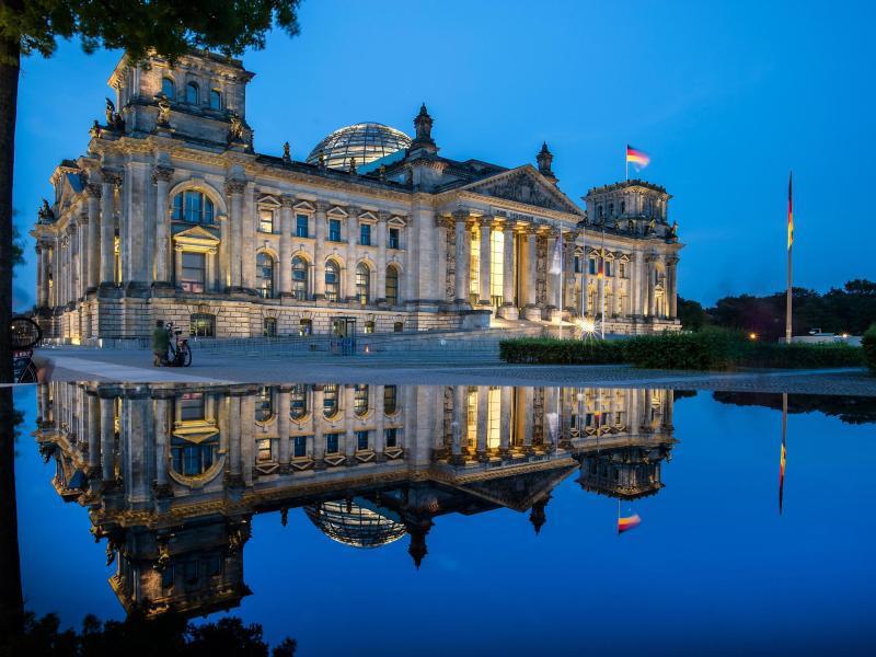 Bild zu Berliner Idylle