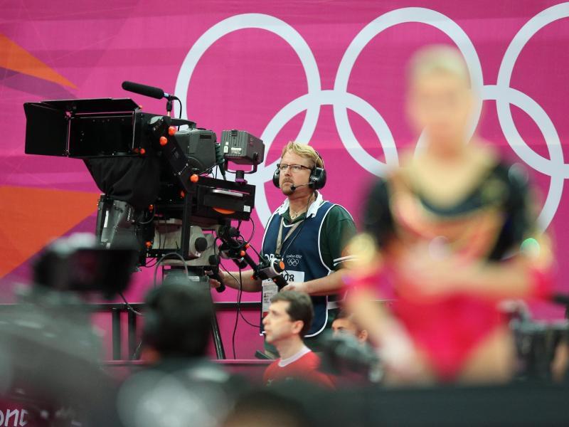 Bild zu Rio im Fernsehen
