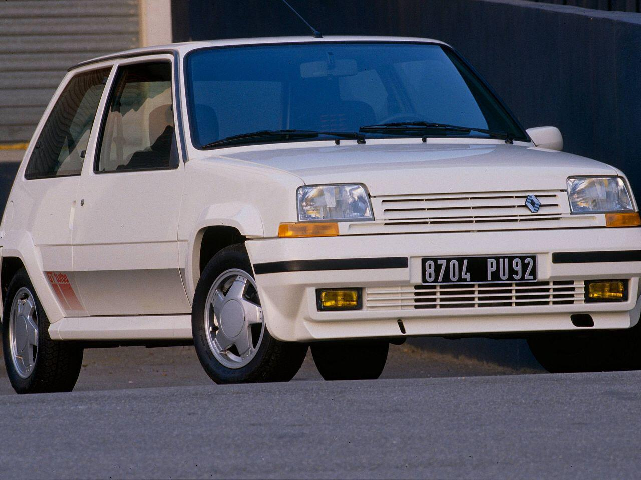 Bild zu Renault 5 GT