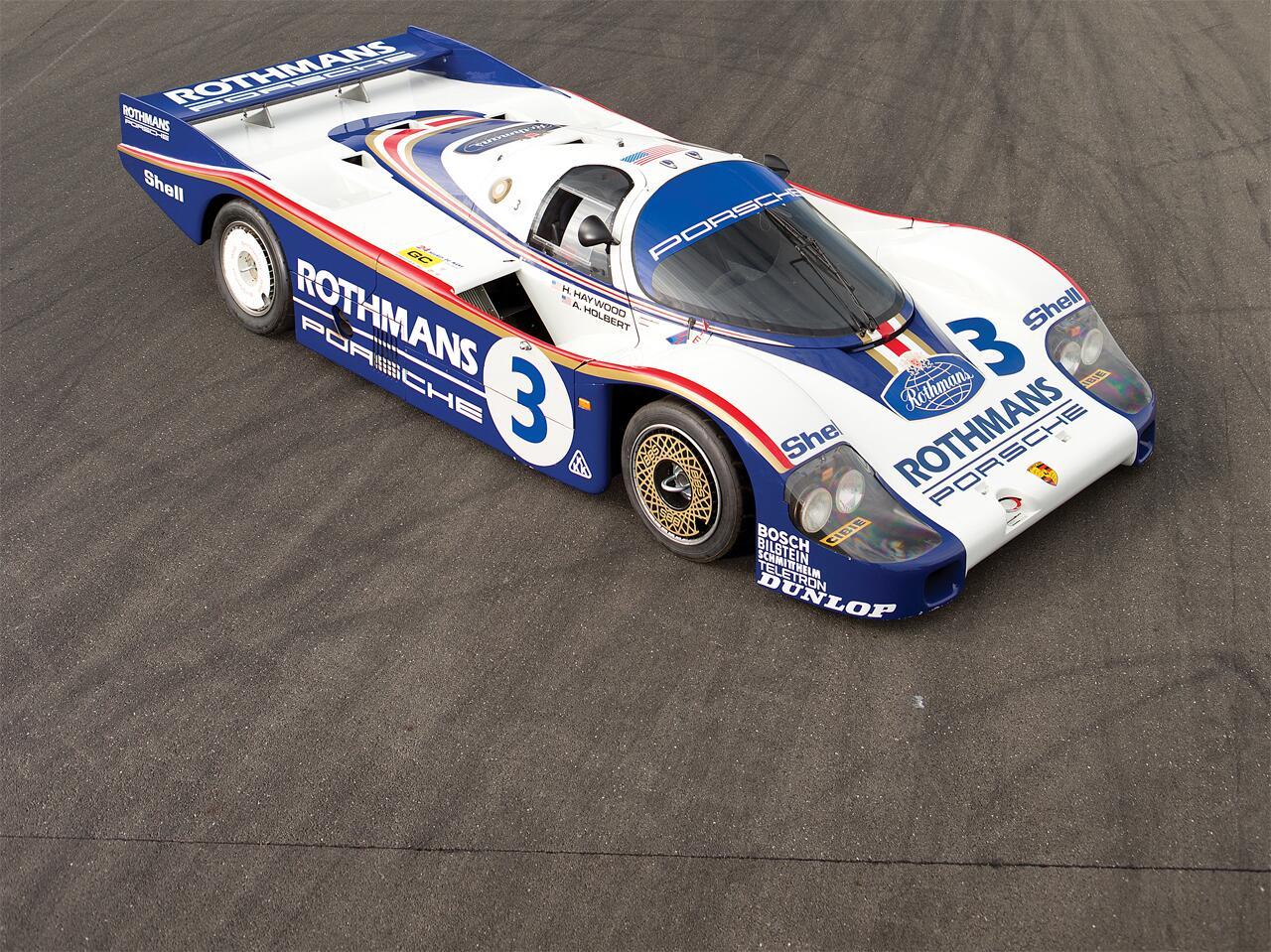 Bild zu 1982 Porsche 956 Group C