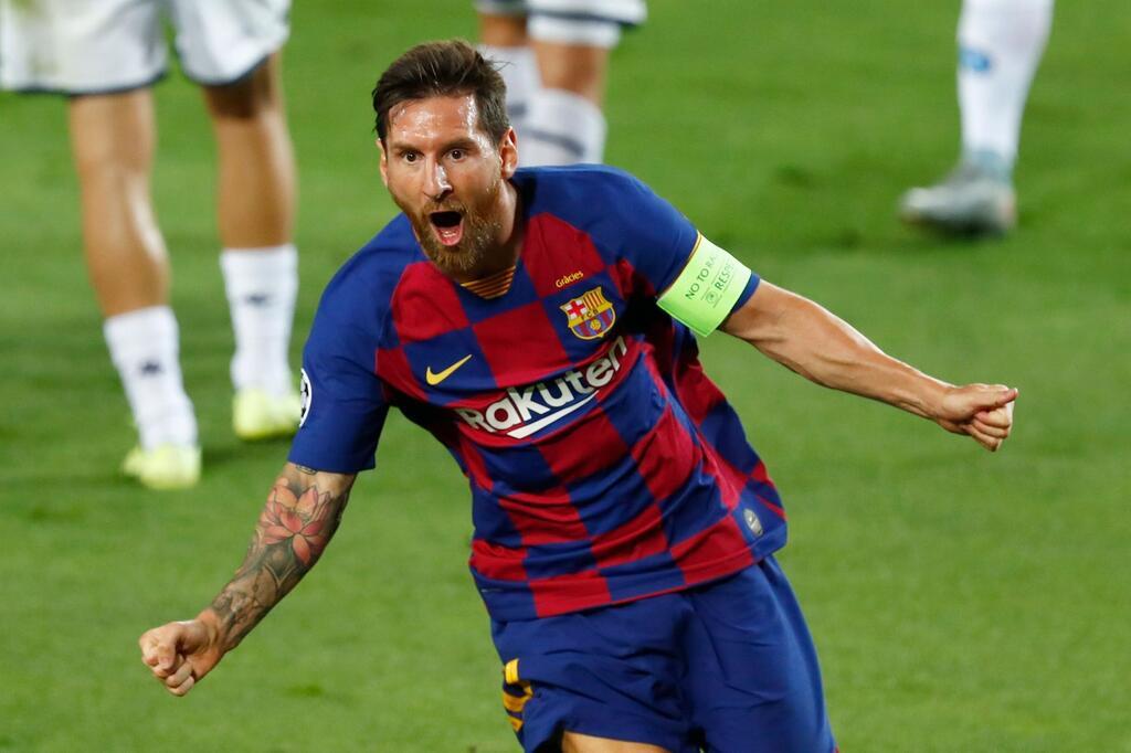 FC Barcelona - SSC Neapel