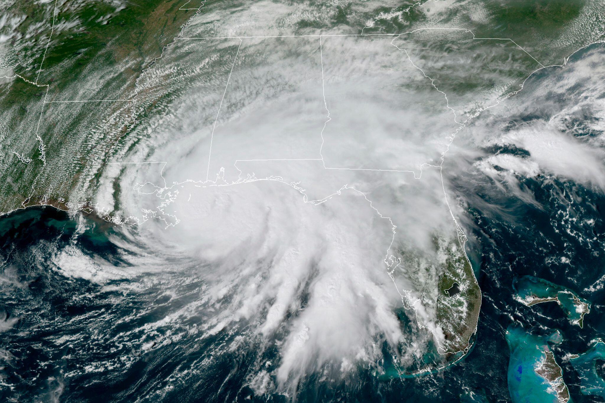 Bild zu Hurrikan Sally