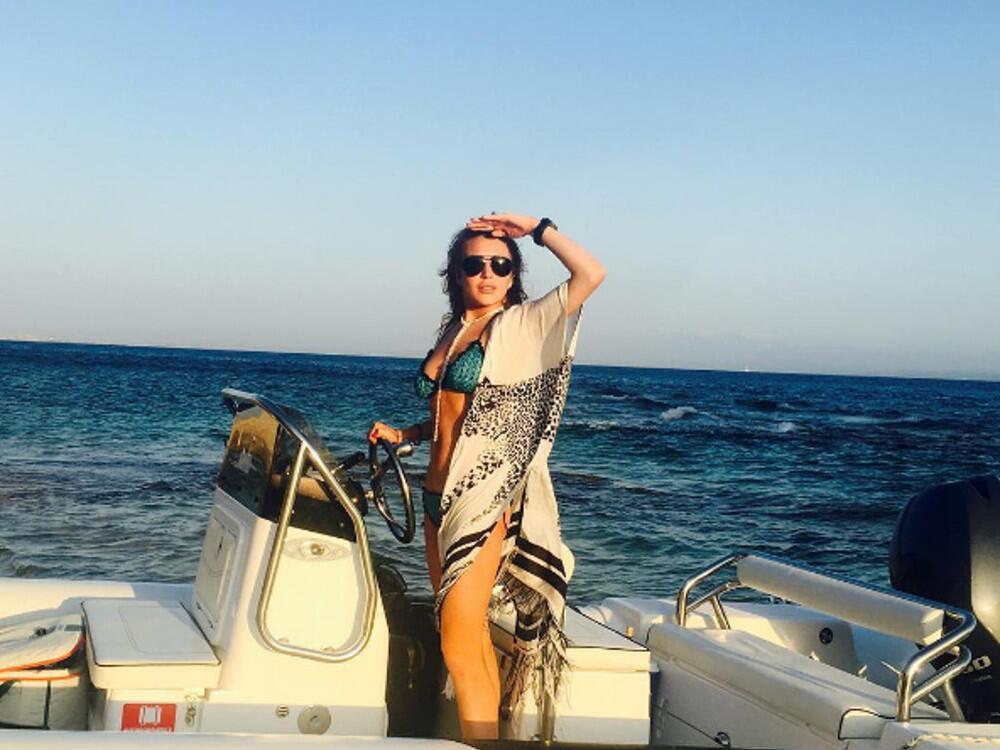 Bild zu Lindsay Lohan blickt wieder nach vorne