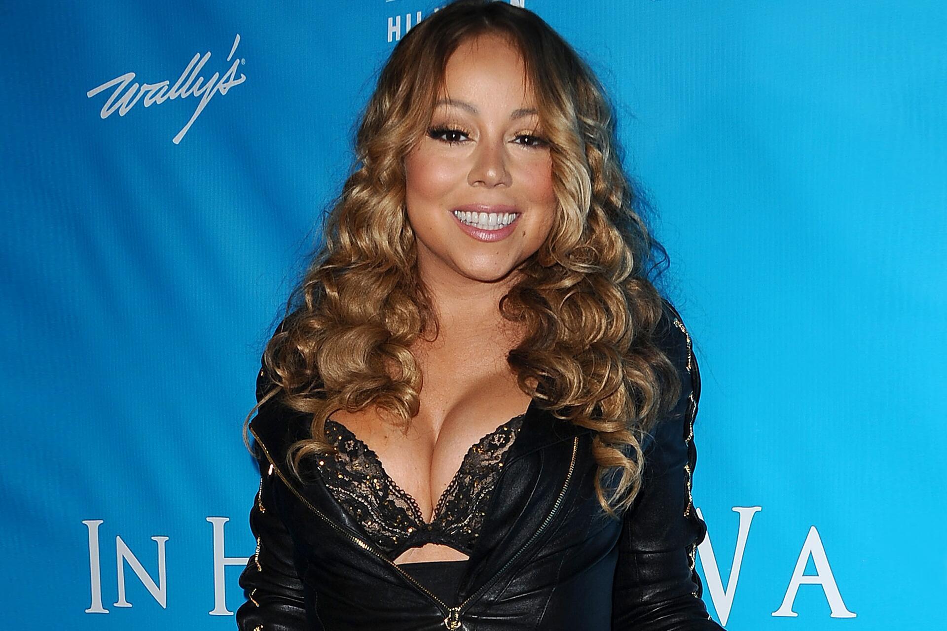 Bild zu Mariah Carey, Reklame
