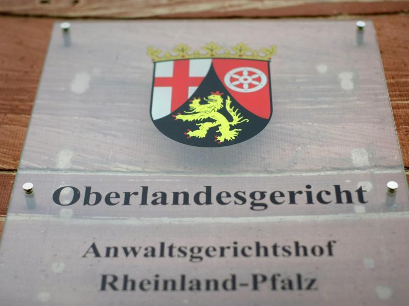 Bild zu Oberlandesgericht Koblenz
