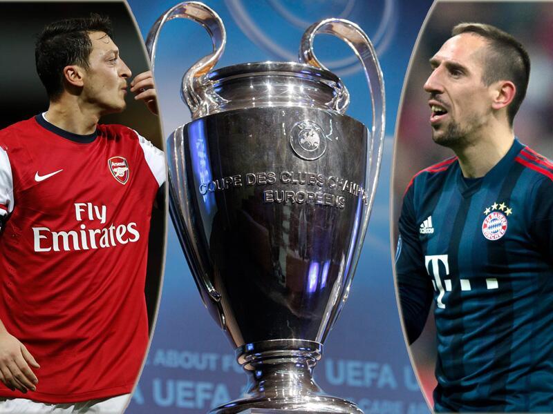 Bild zu Champions League: Liveticker mit FC Bayern München, Borussia Dortmund, Schalke 04 und Leverkusen