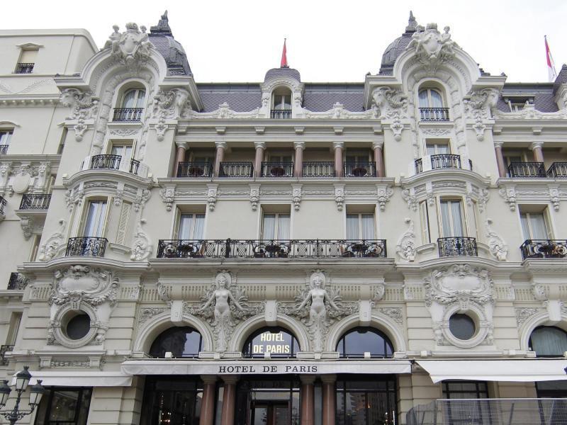 Bild zu Hôtel de Paris