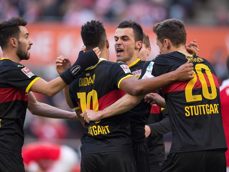 Bild zu 1. FC Köln - VfB Stuttgart