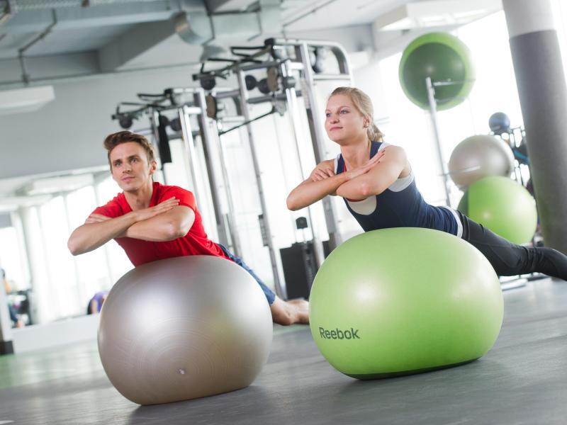 Bild zu Training für die Tiefenmuskeln