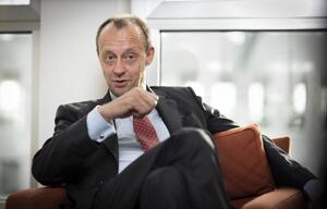 Friedrich Merz, CDU