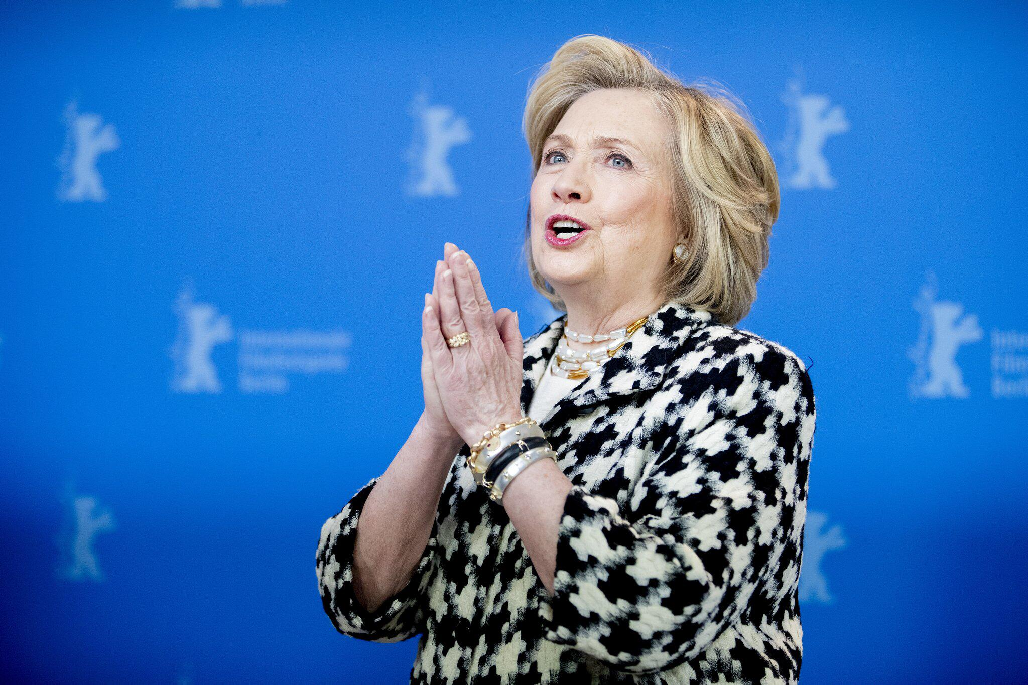 "Bild zu Berlinale 2020 - ""Hillary"" - Photocall"