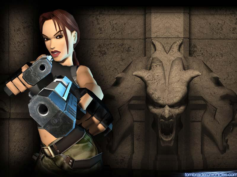 "Bild zu ""Tomb Raider - The Angel of Darkness"""