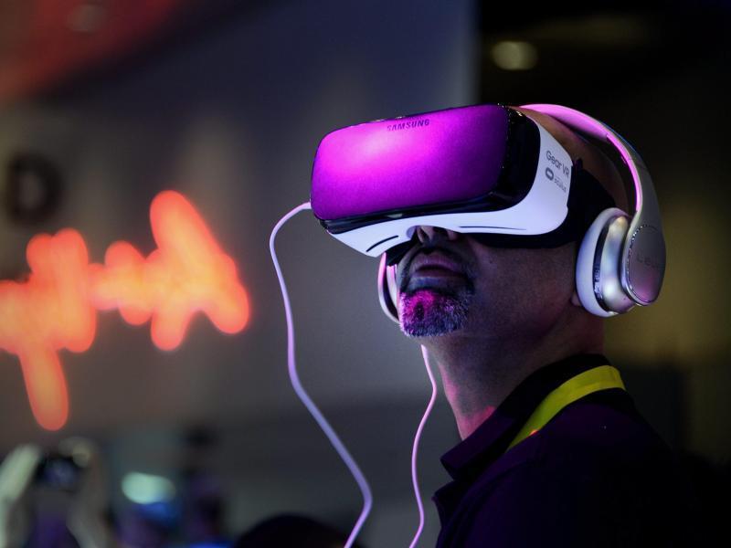 Bild zu Samsung VR