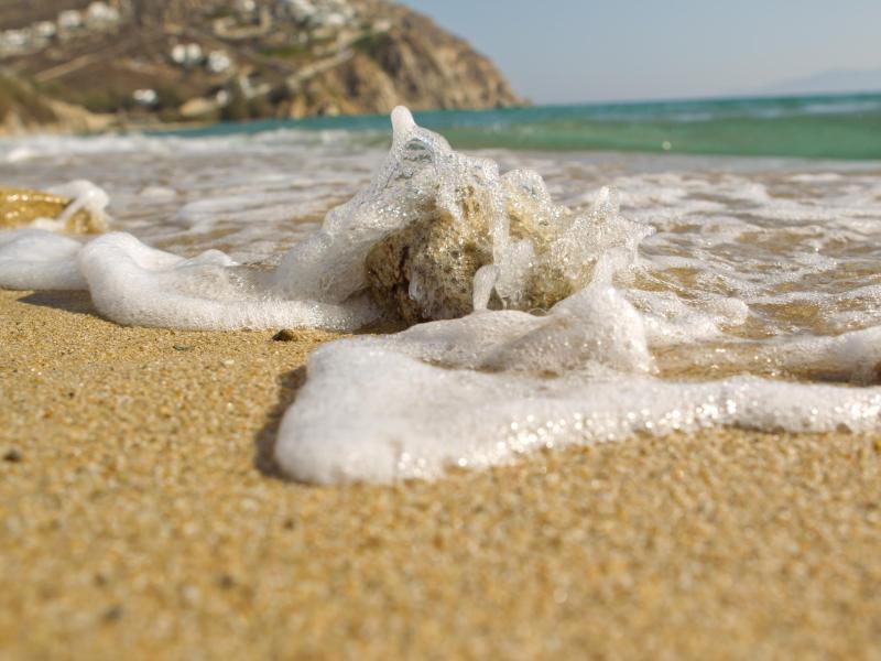 Bild zu Mittelmeer-Strand
